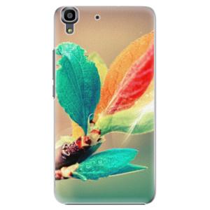 Plastové pouzdro iSaprio Autumn 02 na mobil Huawei Y6