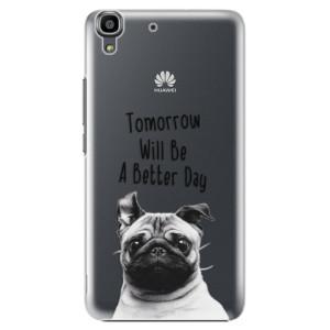 Plastové pouzdro iSaprio Better Day 01 na mobil Huawei Y6