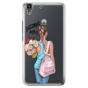 Plastové pouzdro iSaprio Beautiful Day na mobil Huawei Y6