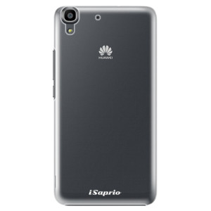 Plastové pouzdro iSaprio 4Pure mléčné bez potisku na mobil Huawei Y6