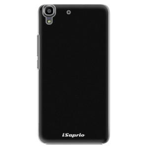 Plastové pouzdro iSaprio 4Pure černé na mobil Huawei Y6