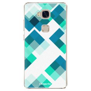 Plastové pouzdro iSaprio Abstract Squares 11 na mobil Honor 5X