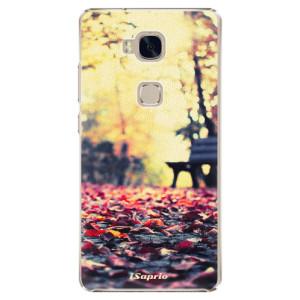 Plastové pouzdro iSaprio Bench 01 na mobil Huawei Honor 5X