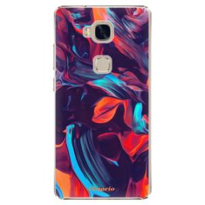 Plastové pouzdro iSaprio Color Marble 19 na mobil Huawei Honor 5X