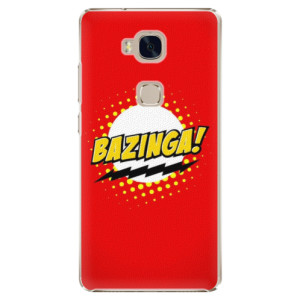 Plastové pouzdro iSaprio Bazinga 01 na mobil Honor 5X