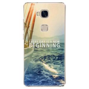 Plastové pouzdro iSaprio Beginning na mobil Huawei Honor 5X