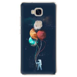 Plastové pouzdro iSaprio Balloons 02 na mobil Honor 5X