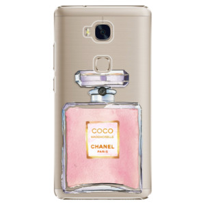 Plastové pouzdro iSaprio Chanel Rose na mobil Huawei Honor 5X