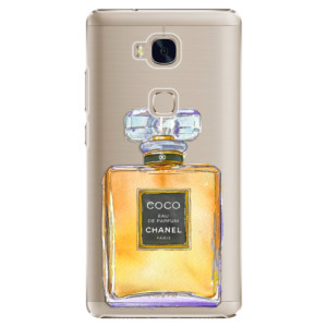 Plastové pouzdro iSaprio Chanel Gold na mobil Huawei Honor 5X