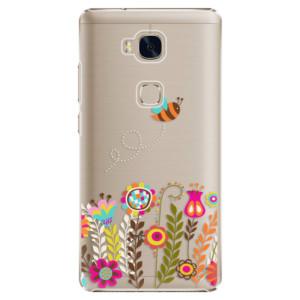 Plastové pouzdro iSaprio Bee 01 na mobil Huawei Honor 5X