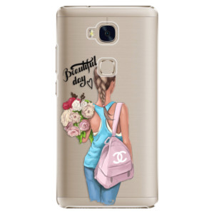 Plastové pouzdro iSaprio Beautiful Day na mobil Huawei Honor 5X