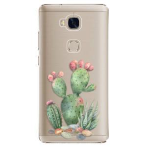Plastové pouzdro iSaprio Cacti 01 na mobil Huawei Honor 5X