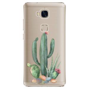 Plastové pouzdro iSaprio Cacti 02 na mobil Huawei Honor 5X