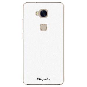 Plastové pouzdro iSaprio 4Pure bílé na mobil Honor 5X