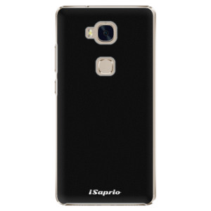 Plastové pouzdro iSaprio 4Pure černé na mobil Honor 5X