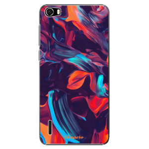 Plastové pouzdro iSaprio Color Marble 19 na mobil Huawei Honor 6
