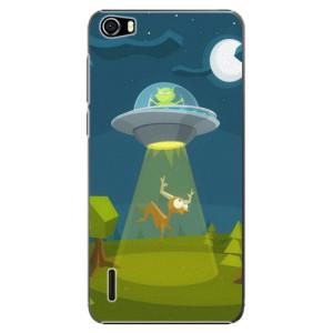 Plastové pouzdro iSaprio Alien 01 na mobil Honor 6