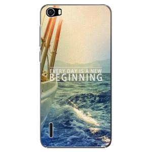 Plastové pouzdro iSaprio Beginning na mobil Huawei Honor 6