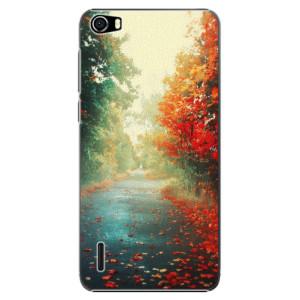 Plastové pouzdro iSaprio Autumn 03 na mobil Honor 6
