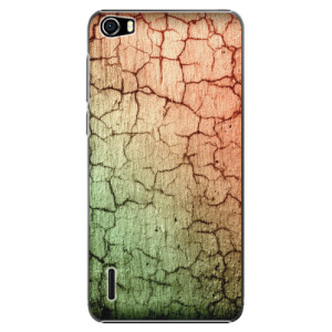 Plastové pouzdro iSaprio Cracked Wall 01 na mobil Huawei Honor 6