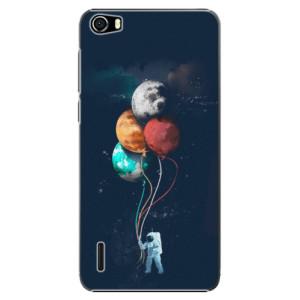 Plastové pouzdro iSaprio Balloons 02 na mobil Honor 6
