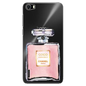 Plastové pouzdro iSaprio Chanel Rose na mobil Huawei Honor 6