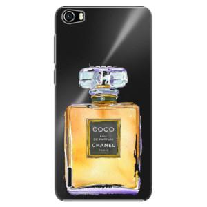 Plastové pouzdro iSaprio Chanel Gold na mobil Huawei Honor 6