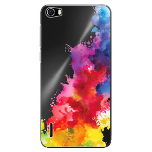 Plastové pouzdro iSaprio Color Splash 01 na mobil Huawei Honor 6