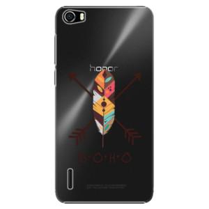 Plastové pouzdro iSaprio BOHO na mobil Huawei Honor 6