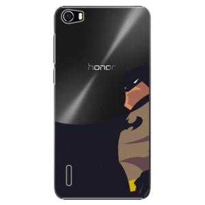 Plastové pouzdro iSaprio BaT Comics na mobil Honor 6