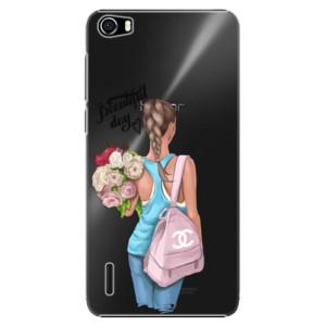Plastové pouzdro iSaprio Beautiful Day na mobil Huawei Honor 6