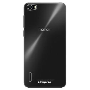Plastové pouzdro iSaprio 4Pure mléčné bez potisku na mobil Honor 6