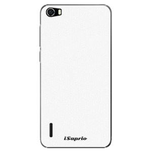Plastové pouzdro iSaprio 4Pure bílé na mobil Honor 6