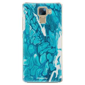 Plastové pouzdro iSaprio BlueMarble 15 na mobil Huawei Honor 7