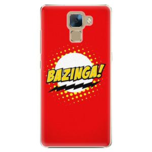 Plastové pouzdro iSaprio Bazinga 01 na mobil Honor 7