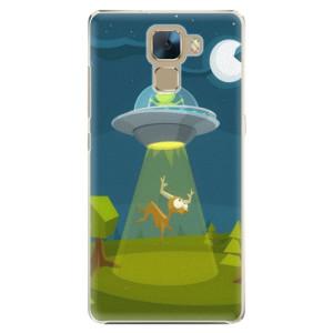 Plastové pouzdro iSaprio Alien 01 na mobil Honor 7