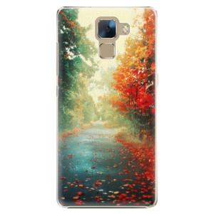 Plastové pouzdro iSaprio Autumn 03 na mobil Honor 7