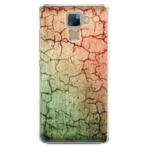 Plastové pouzdro iSaprio Cracked Wall 01 na mobil Huawei Honor 7