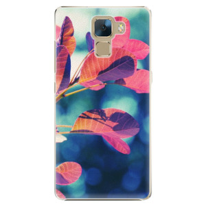 Plastové pouzdro iSaprio Autumn 01 na mobil Honor 7