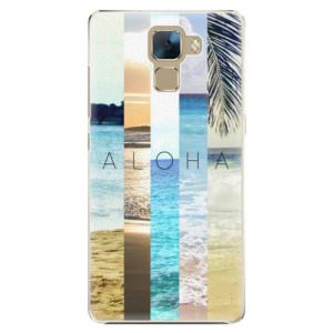 Plastové pouzdro iSaprio Aloha 02 na mobil Honor 7
