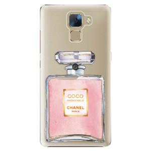 Plastové pouzdro iSaprio Chanel Rose na mobil Huawei Honor 7