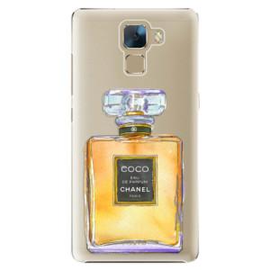 Plastové pouzdro iSaprio Chanel Gold na mobil Huawei Honor 7