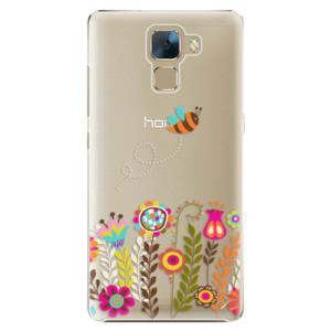 Plastové pouzdro iSaprio Bee 01 na mobil Huawei Honor 7