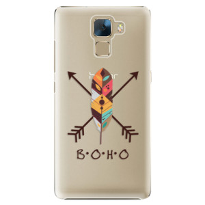 Plastové pouzdro iSaprio BOHO na mobil Huawei Honor 7