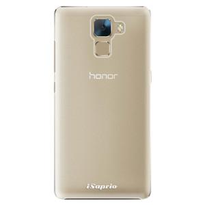 Plastové pouzdro iSaprio 4Pure mléčné bez potisku na mobil Honor 7
