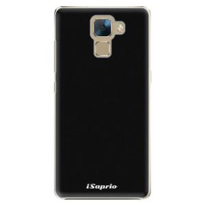 Plastové pouzdro iSaprio 4Pure černé na mobil Honor 7