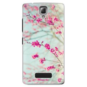 Plastové pouzdro iSaprio Blossom 01 na mobil Lenovo A2010