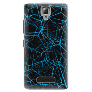 Plastové pouzdro iSaprio Abstract Outlines 12 na mobil Lenovo A2010