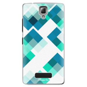 Plastové pouzdro iSaprio Abstract Squares 11 na mobil Lenovo A2010