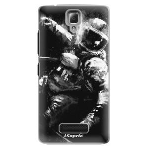 Plastové pouzdro iSaprio Astronaut 02 na mobil Lenovo A2010